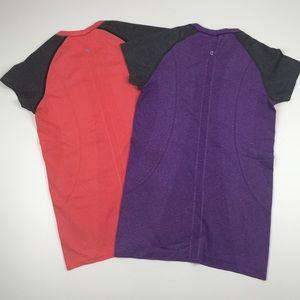 2 Lululemon Swiftly Tech Short Sleeve 8